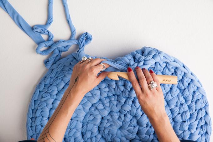 design em crochê